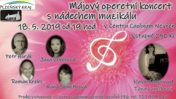 plakát opereta