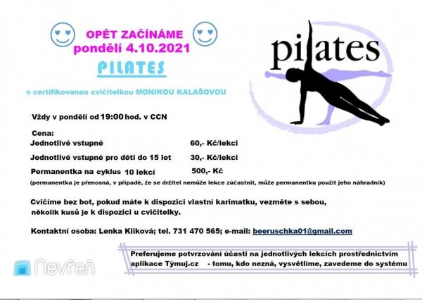 2021 pilates