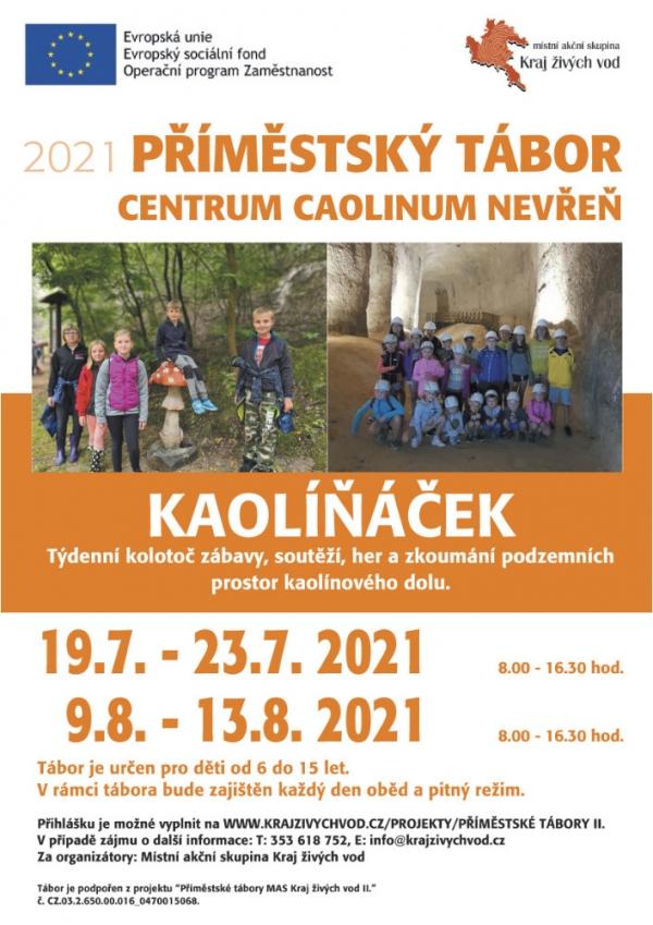 Kaoliňáček 2021