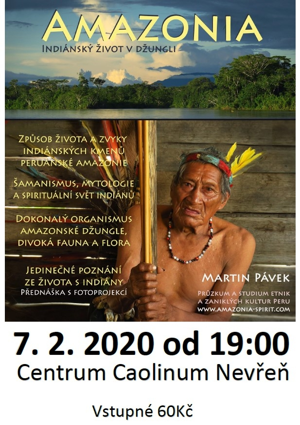 2020 plakát Amazonie
