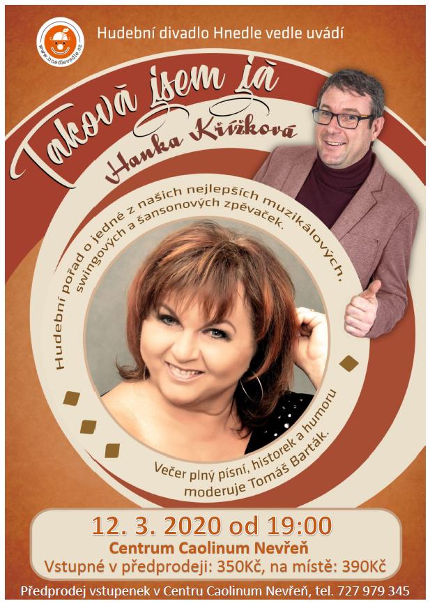 2020 plakát H. Křížková