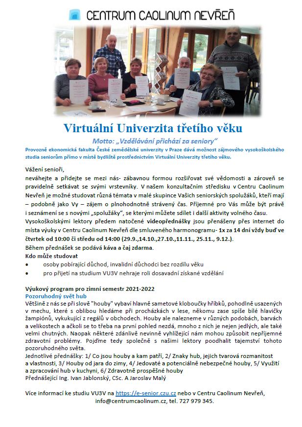 VU3V plakát ZS 21-22
