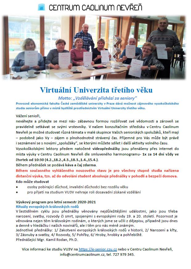 VU3V plakát LS 20-21