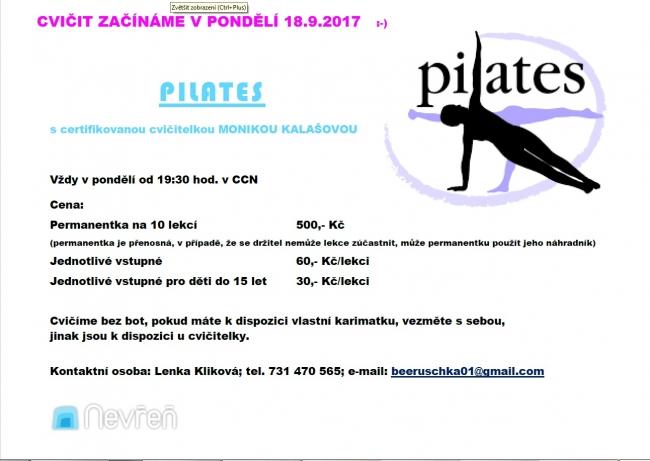 2017 pilates